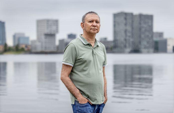 Sinds 2016 wacht Marcel Persad uit Almere (52) op een nieuwe nier.