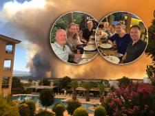 Apeldoorners vluchten uit Turks vakantieverblijf voor natuurbranden: 'Burgemeester was huilend op tv'