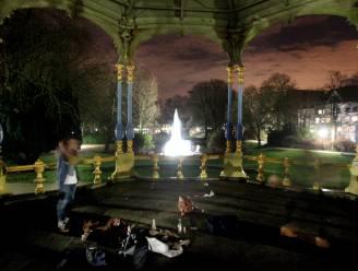 """Politie legt trouwfeest met drank en muziek stil in Brugs park: """"Vraag om in bubbel te blijven werd genegeerd"""""""