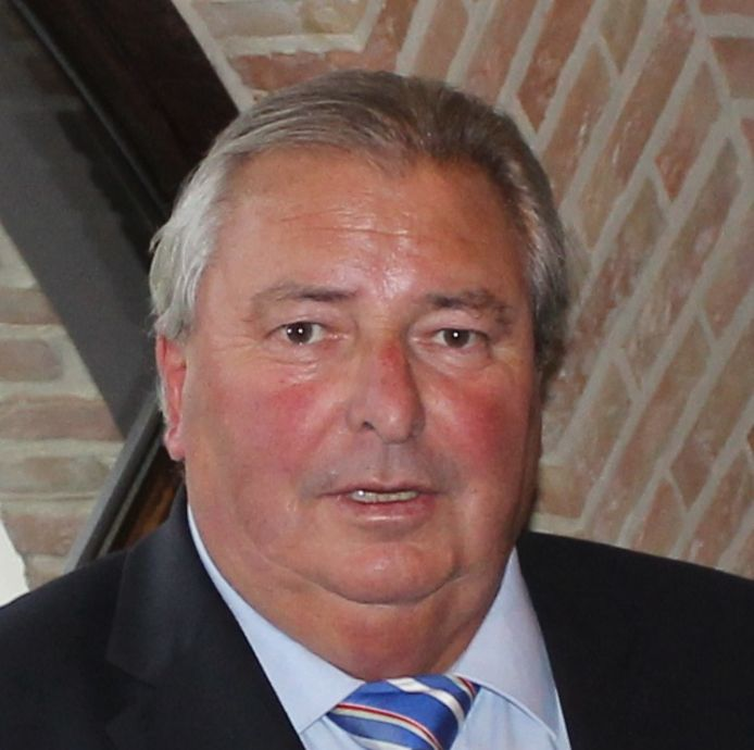 Marc Cogen, voorzitter van de Lokerse seniorenraad.