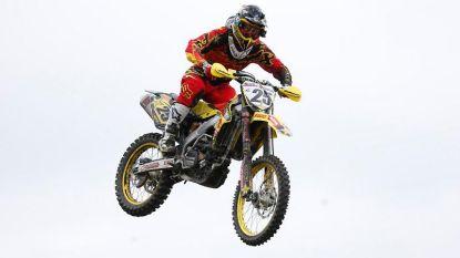 Clément Desalle steekt net als vorig jaar eindzege op zak in MXGP van Rusland