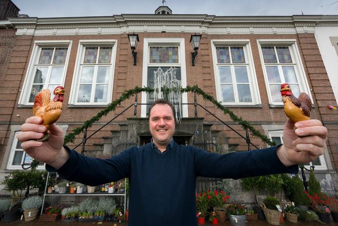 Ralf Immens is de nieuwe kwartiermaker in het voormalige raadhuis van Gestel.