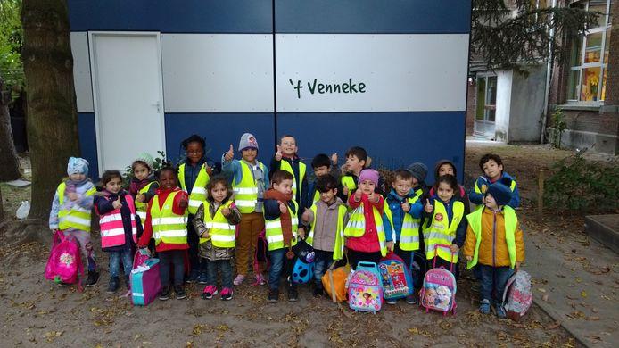 Basisschool 't Venneke in Willebroek moet tijdelijk de deuren sluiten na een beperkte corona-uitbraak (archiefbeeld)