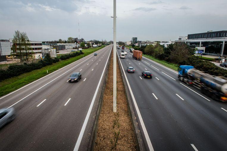 De trajectcontrole op de E313 tussen Wommelgem en Ranst zal pas functioneren vanaf half december.