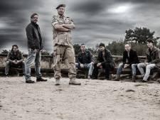 Vallen en opstaan op podium ná 'camping Kandahar'