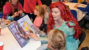 Disney-prinsessen verwelkomen kinderen met brandwonden in Bobbejaanland