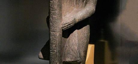 Leids museum vindt missend hoofd van farao Ramses VI terug in Chicago