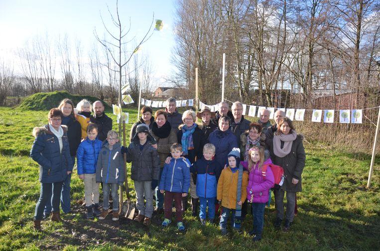 Het buurtcomité Spoelepark ijvert al sinds vorig jaar voor een park in Lokeren Zuid.