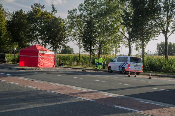 De tiener kwam om het leven na een ongeval op de Noordlaan.
