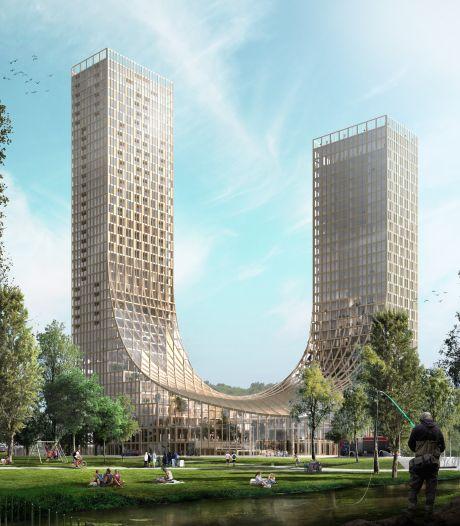 Eindhoven krijgt niet één, maar mogelijk zelfs twee congrescentra: Postillion Hotel wil in The Dutch Mountains aan de slag