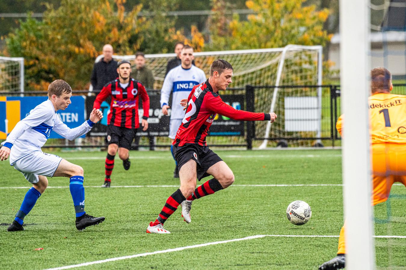 MOC'17 is een van de clubs die de afgelopen jaren besloten om van het zondagvoetbal naar de zaterdag over te stappen.