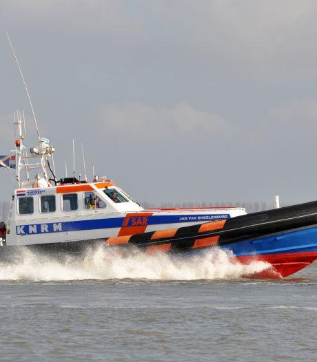 Drukke zondagmiddag voor redders KNRM Hansweert