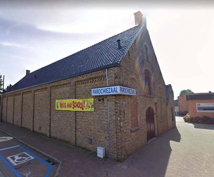 De vrije basisschool in Wijnendale.