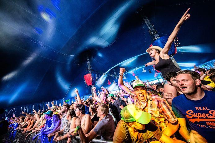 Het Startschotgala op festivalterrein De Schans in Lichtenvoorde gaat niet door op zaterdag 1 mei.