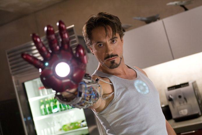 Iron Man  Robert Downey Jr. als Tony Stark.