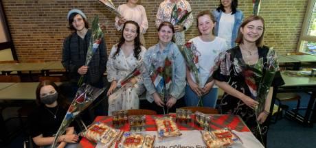 Een vwo-diploma met Chinees, dat kunnen er maar een paar in Eindhoven zeggen