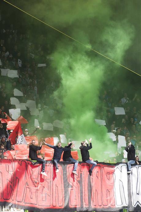 Excelsior zet zich schrap voor Feyenoord-invasie