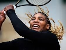 Serena Williams trekt zich terug uit Roland Garros