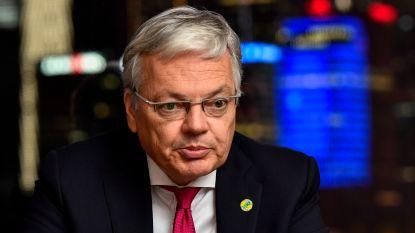Stevig maar niet stabiel: meerderheid in Europese Commissie moet volgens Reynders stabiliseren