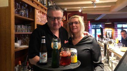Tournée Minérale: Café Barry's zet extra non-alcoholische dranken op de kaart