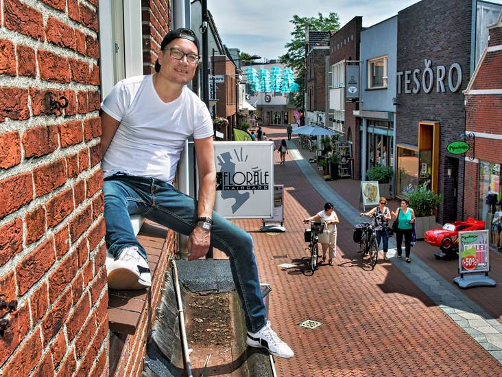 Serie binnenstad Oosterhout: de kleine ondernemers in de Nieuwstraat