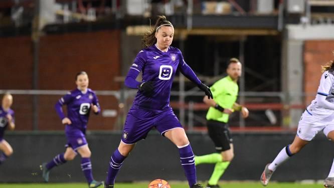 De Ronde van Vrouwenvoetballand, deel 3: Anderlecht klopt Club Brugge eenvoudig en Gent wint met RSCA-score