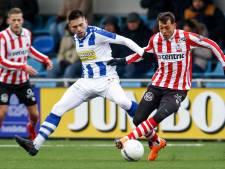 FC Lienden zakt ver door de ondergrens