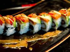 Sushi uit de supermarkt: niet zo luxe, maar 'absoluut lekker'