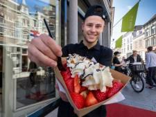 In Den Bosch hoef je niet in de rij te staan voor befaamd Udens fruit met Aardbeien Walk-In