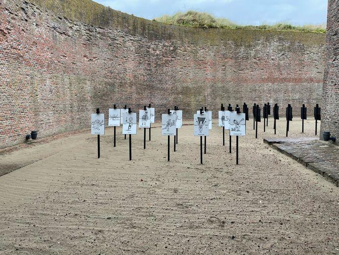 De Waanzinnige Boomhut in Fort Napoleon