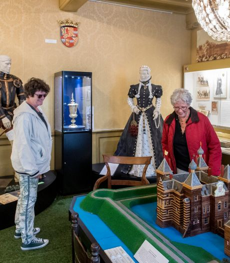 Bezoekers weten Oranjemuseum in Buren nog te vinden