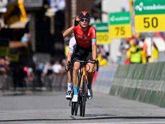Gino Mäder wint slotetappe Ronde van Zwitserland, Carapaz eindwinnaar