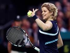 """Kim Clijsters explique son retour inattendu: """"Ce sera mon marathon à moi"""""""