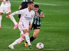 """Zidane satisfait du retour de Hazard: """"Je ne le vois pas hésiter"""""""