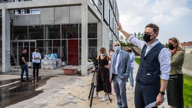"""GO!Talent opent totaal vernieuwde site op scholencampus Atheneum: """"Vooruitstrevende nieuwbouw voor achthonderd leerlingen"""""""