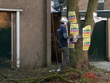 Kerngezonde esdoorn naast trafohuisje in Soest nu echt weg