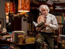 'Professor' Goutbeek (84) geeft stokje bij Historische Kring Dalfsen door