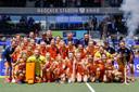 De Nederlandse vrouwen wonnen het EK.