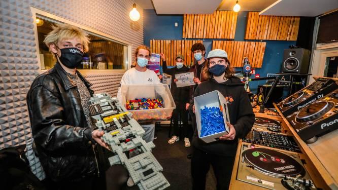 1 miljoen (!) Legoblokjes gezocht: Brugse jongeren willen paviljoen bouwen in navolging van Top Gearpresentator James May