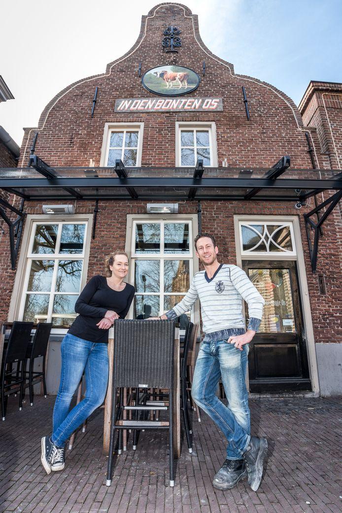 Maike van den Biggelaar en Jouke Putmans.