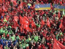 Grève générale le 22 avril