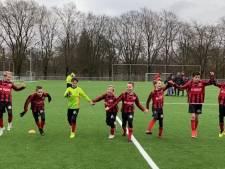 Jongens DES Nijverdal weer kampioen in hoofdklasse Jeugd onder 11