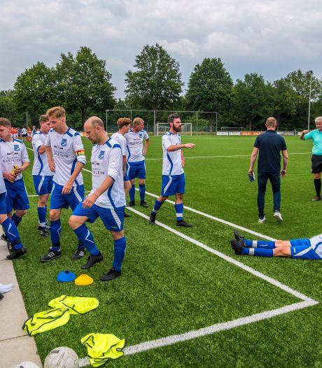 Toch nog een wedstrijd voor Diepenheim aan einde van mistroostig seizoen