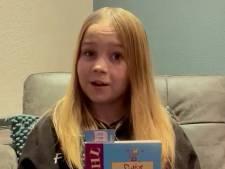 Elina Jansen voorleeskampioen Heeze-Leende