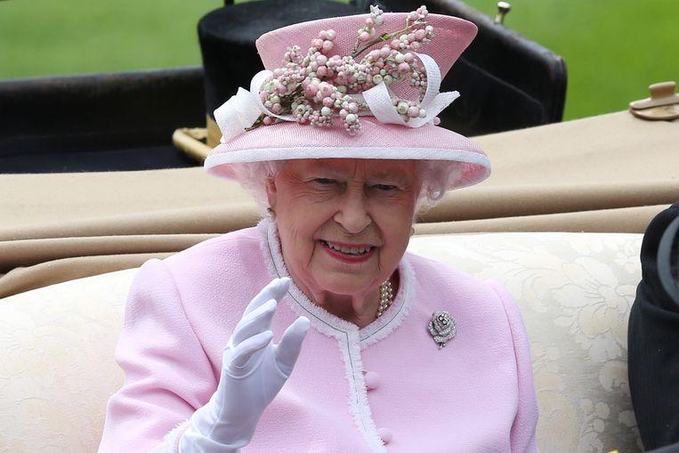 Queen Elizabeth Beeld ANP