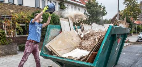 Milieustraat Kaatsheuvel steeds drukker: gemeente scherpt regels aan