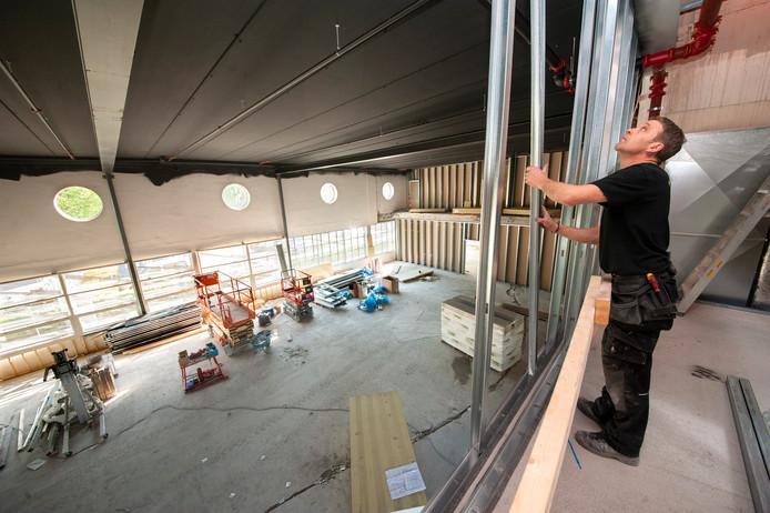 De voormalige ruimte van de bibliotheek in 't Spectrum in Schijndel wordt verbouwd tot cultuurpodium. In september 2018 is de opening gepland.