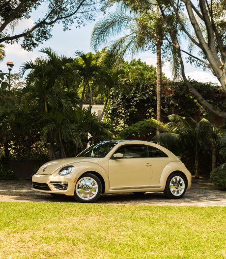 Doek valt voor de VW Kever