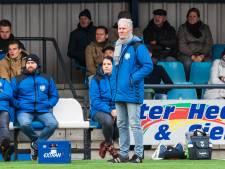 Trainer Machielsen kan door bij Blauw Wit'66