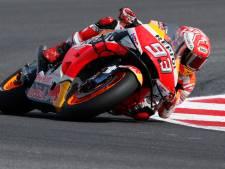 Márquez verstevigt koppositie in MotoGP